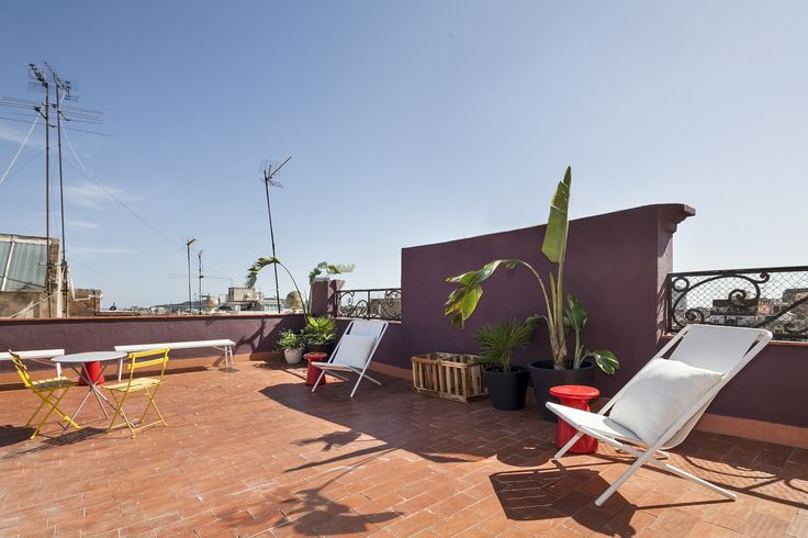 elterrado by thesuites BARCELONA, enjoy los cielos de la ciudad, sus noches de veranos, sus terrazas y tejados... #barcelona #elterrado #design #summer #thesuites #therooftop #nohotels