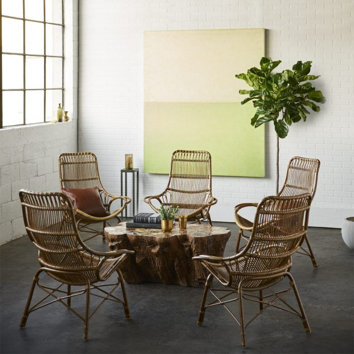 Best 25 Rattan Chairs Ideas On Pinterest Black House