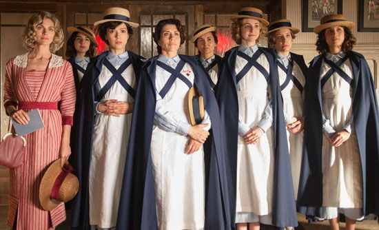 Period Dramas Netflix January 2018 • Willow and Thatch