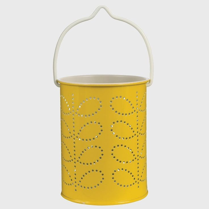 Orla Kiely Tealight Lantern Yellow  #sale #birthday #cheap #gifts #quirky #presents #gift #mzube #cool #shopping   http://www.mzube.co.uk