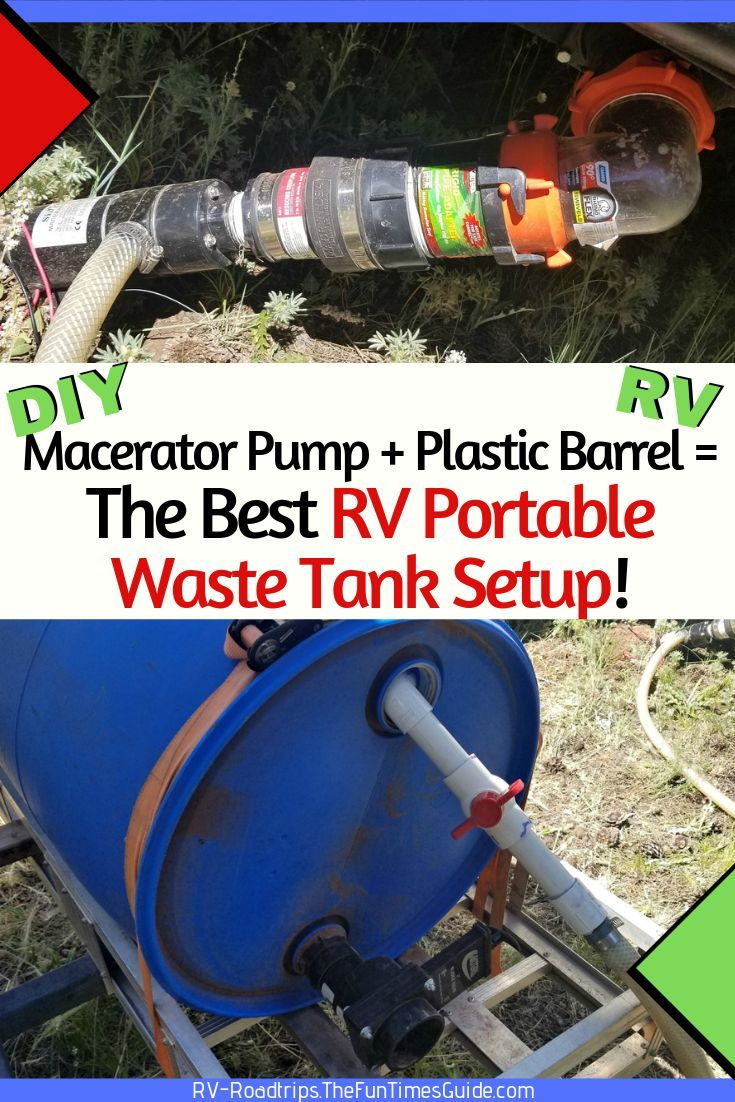 How To Hook Up Rv Sewer At Home Quick And Effective Diy Guide Small Campers Rv Travel Trailer