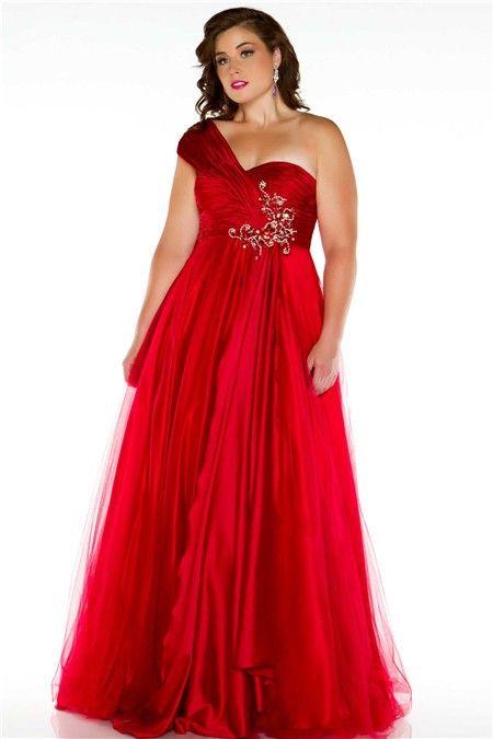 hitapr.com plus size red dresses (15) #reddresses