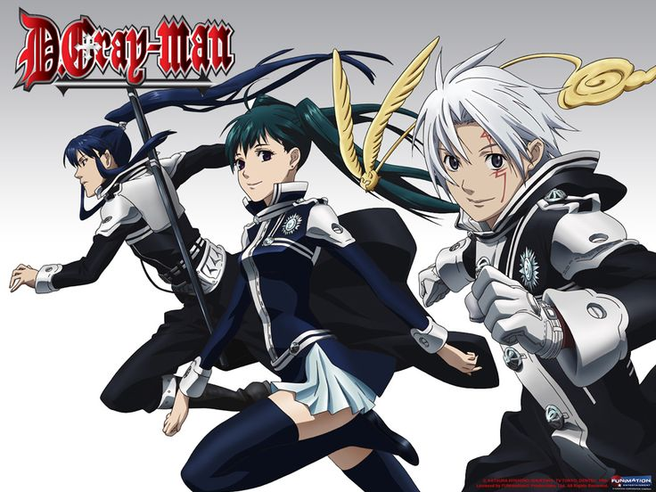 D Gray Man Review: The Shiny Gem of (Really) Long Running Anime | Read: http://the-artifice.com/d-gray-man-review/