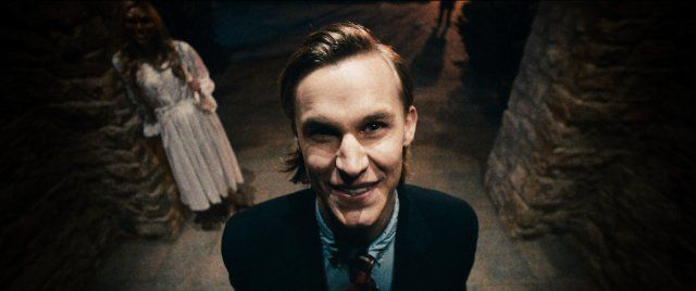 Titles: The Purge Names: Rhys Wakefield Characters: Polite Leader ....................  Endless Love (2014): The romance between two teenagers turns obsessive, dark, and disastrous.  Stars: Alex Pettyfer, Rhys Wakefield