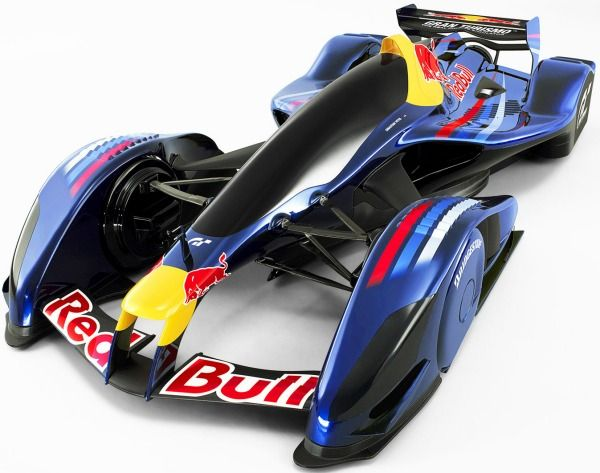 """future formula one cars 