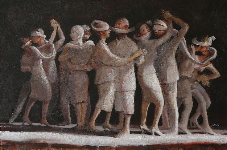 Bertrand Bataille - Peintre