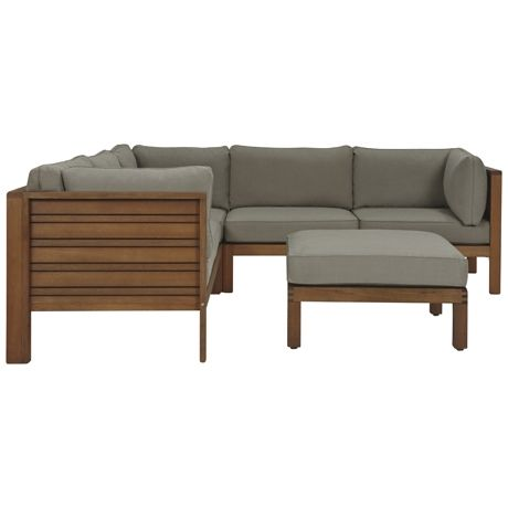 Portsea 4 Piece Sofa Package | Freedom Furniture and Homewares $1699 #freedomaustralia