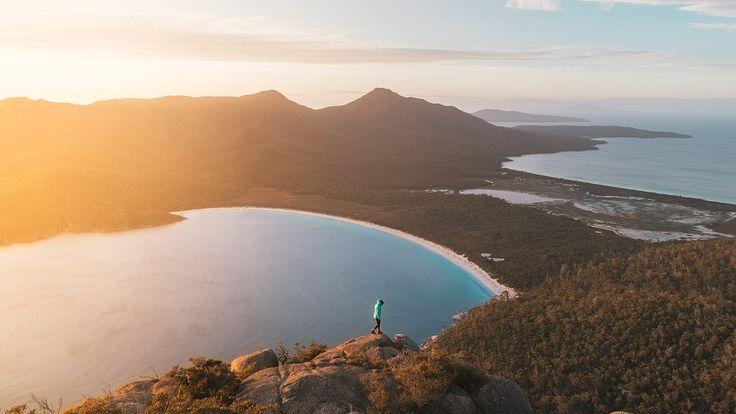 Wineglass Bay Tasmania - Renee Roaming