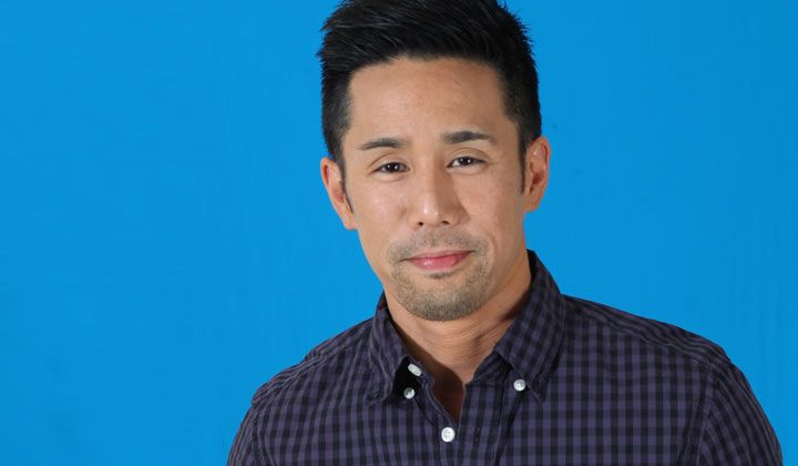 Parry Shen reveals he has reprised his role as General Hospital's Brad Cooper.