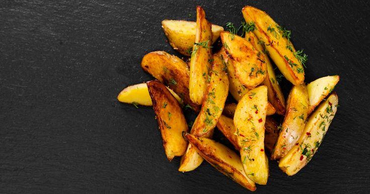 Une recette irrésistible, des pommes de terre croustillantes, un maximum de saveur