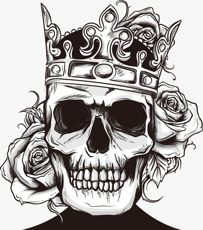 Dibujos Calaveras Buscar Con Google Calaveras Y Rosas Calaveras Tatuajes Tatuajes Rosas Y Calaveras