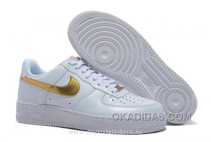 http://www.okadidas.com/nike-air-force-1-low-hombre-oro-blanco-nike-air-force-2-low-super-deals.html NIKE AIR FORCE 1 LOW HOMBRE ORO BLANCO (NIKE AIR FORCE 2 LOW) SUPER DEALS Only $70.98 , Free Shipping!
