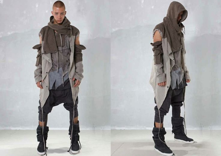 Demobaza SS13 Men Overtop Earth Chopped