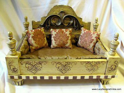 Best 25 Custom Dog Beds Ideas On Pinterest Wood Dog Bed
