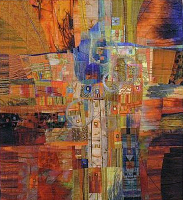 840 Best Images About Contemporary Art Quilts On Pinterest