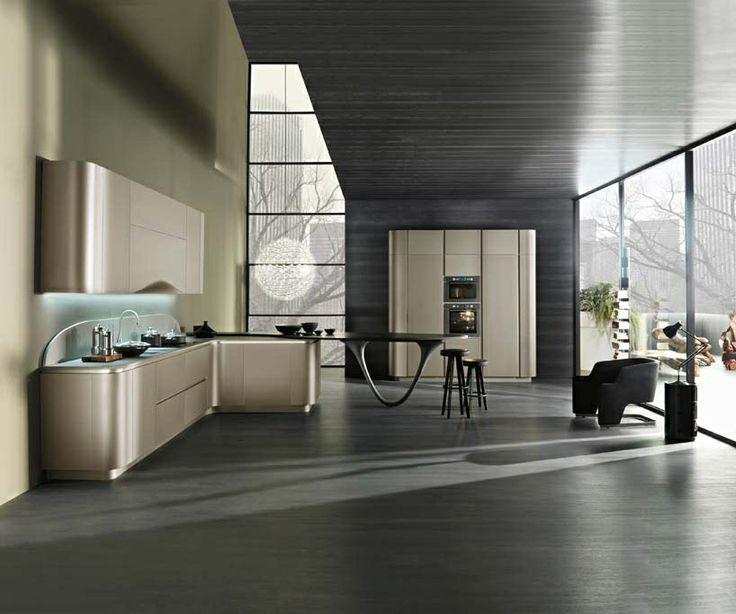 Italian Modern Kitchens   Ola20 Modern Italian Kitchen Designs