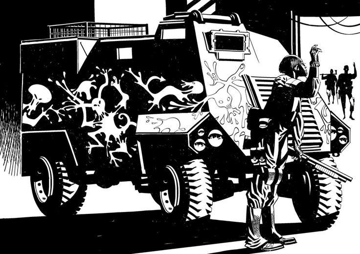 First Details For Ben Wheatley's Monster Hunting FREAK SHIFT!