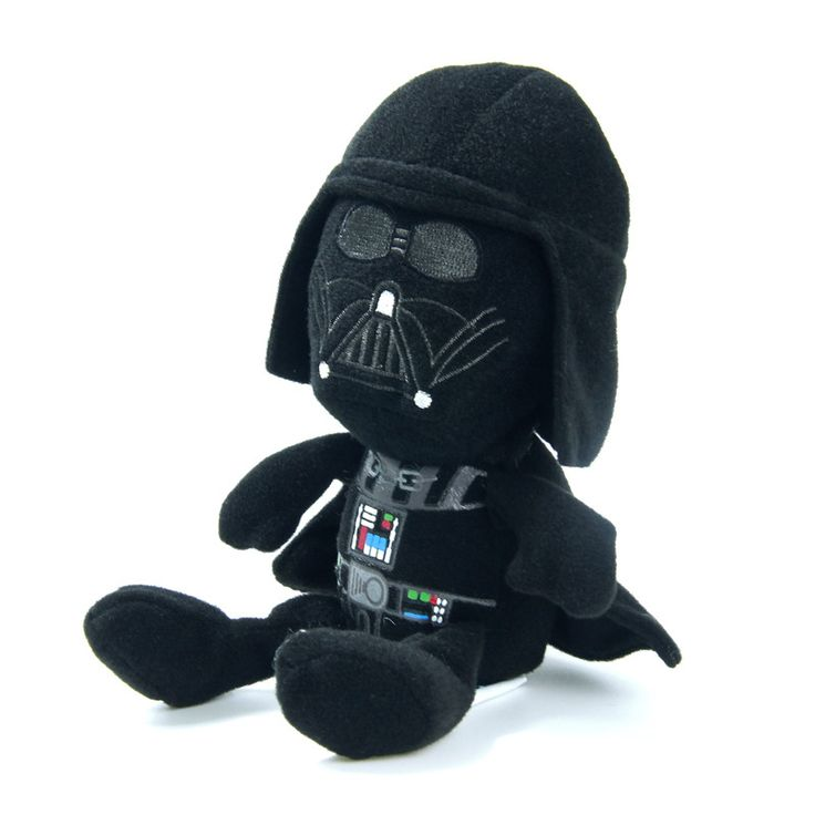 Star Wars Darth Vader Plush Toy 22cm Star Wars Model Cute Mini Darth Vader Stuffed Action Figures Doll Birthday Christmas Gift