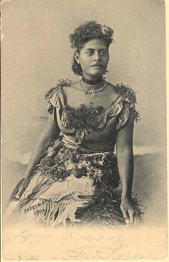 Samoan Women Porn 4
