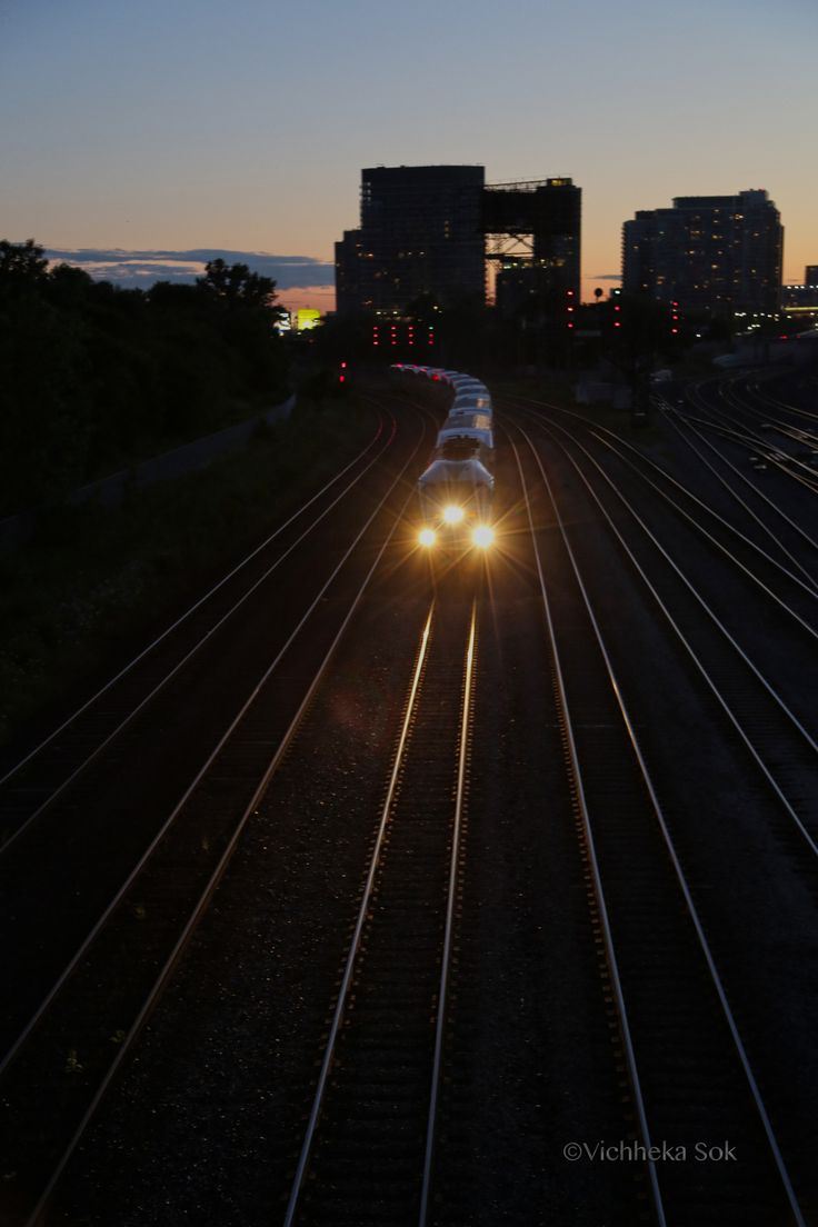 Train!!