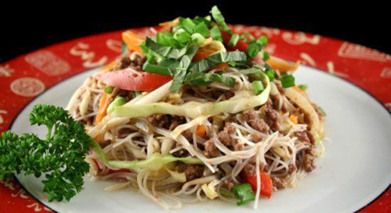 Beef Chow Mein Recipe - weightloss.com.au