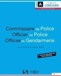 Frédéric Debove - Commissaire de police, officier de police, officier de gendarmerie.