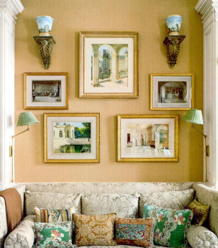329 best picture configurations images on Pinterest | Frames ...