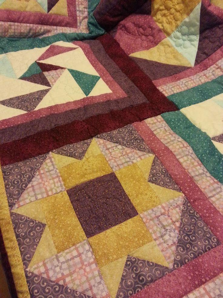 Oltre 25 fantastiche idee su coperta patchwork su for Piani di coperta coperta