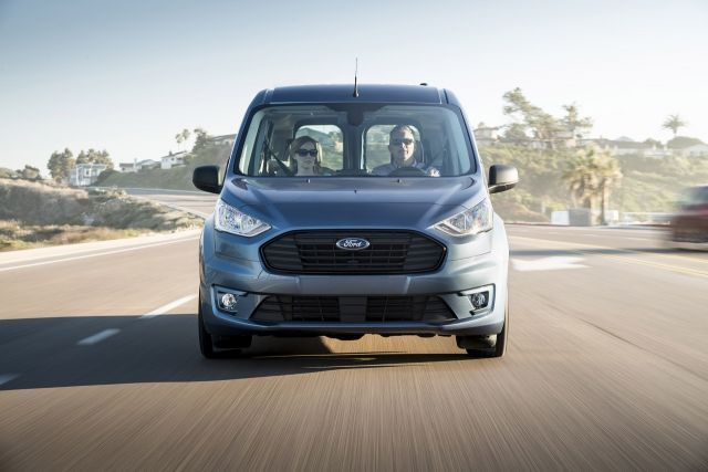 2020 Ford Transit Connect First Look Mini Van Ford Transit Best Family Cars