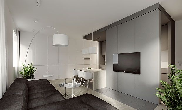 tamizo architects group . projects . interiors . flat interior design lodz. architects . architecture . interiors . buildings . design . graphics