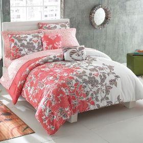 teen bedding sets for girls | girls bedding sets: Twin Roxy Beddingcollege Bedding Decor
