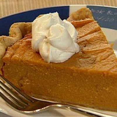 Calley's Sweet Potato Pie @keyingredient #pie