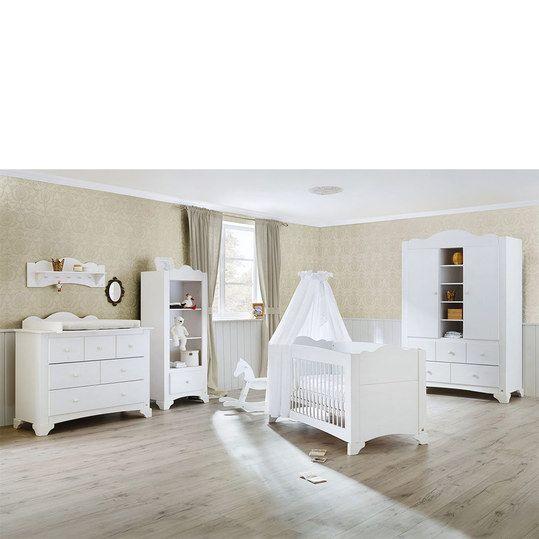 Fancy Pinolino Kinderzimmer Pino tlg Inkl Textilkollektion Voile Wei