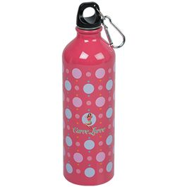 Curve Lurve Drink Bottle – ($9.95) Perfect for adding a bit of lurve to mums workout or workspace. It is a light weight 700ml aluminium water bottle with clip, featuring the Curve Lurve logo. http://shoppink.mcgrathfoundation.com.au/prodetail.asp?proid=31384&tags[]=Living