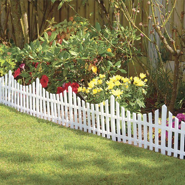 13 Easy And Aesthetically Appealing Garden Fence Ideas Picket