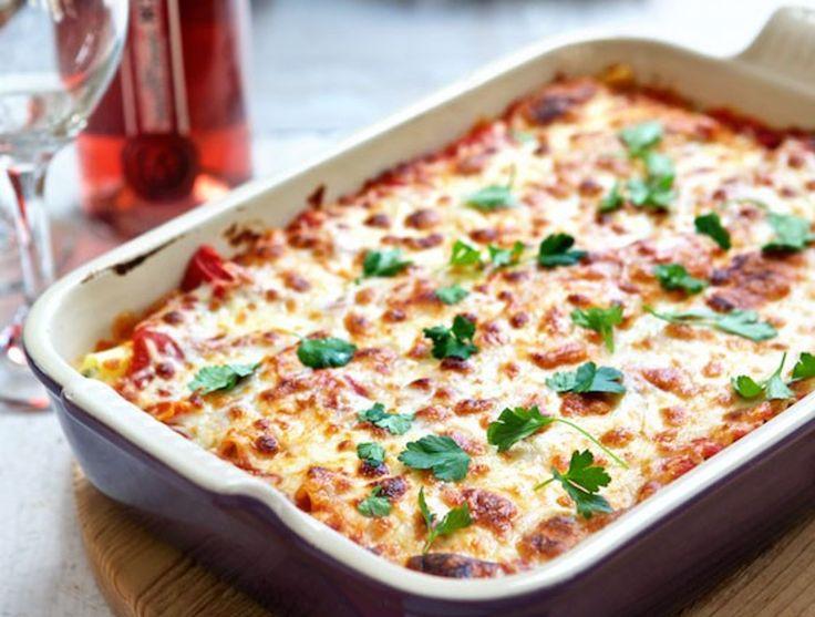Préparez-vous cette fabuleuse recette végétarienne... Elle est très bonne et facile à faire :)