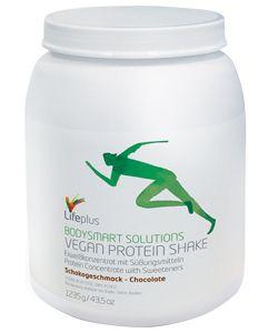 Easy Sports Nutrition. Veganistische proteïne chocolade shake. Aminozuren, vitaminen & mineralen in een drievoudig eiwitpoeder.
