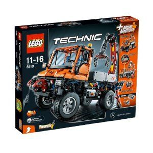 Cheap LEGO Technic Unimog U400 (8110) The best bargains - http://wholesaleoutlettoys.com/cheap-lego-technic-unimog-u400-8110-the-best-bargains