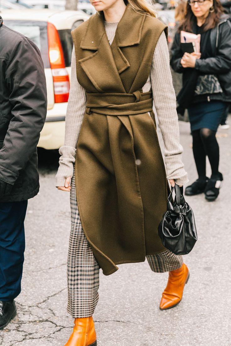 Street Style #MFW / Día 5 / 26 de febrero de 2018