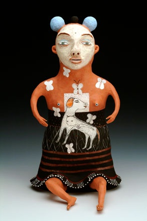 Jenny Mendes Sculpture