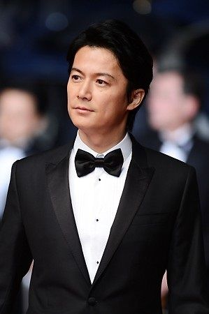 Fukuyama Masaharu at Cannes International Film Festival 2013