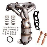 Front Catalytic Converter Exhaust Manifold For Nissan Sentra Altima 02-06 2.5L 674-659 EPA Certificated REPN960339
