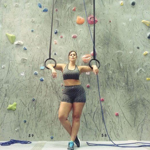 Fitness-Inspiring Instagram Posts from Plus-Size Models | Shape Magazine