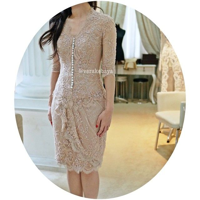 Another party kebaya dress by Verakebaya