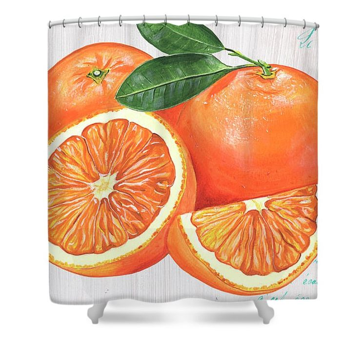 Valencia 1 Shower Curtain for Sale by Debbie DeWitt