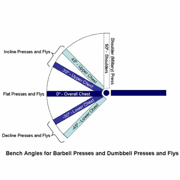 Bench Press Angles In 2020 Bench Press Bench Press Workout Close Grip Bench Press