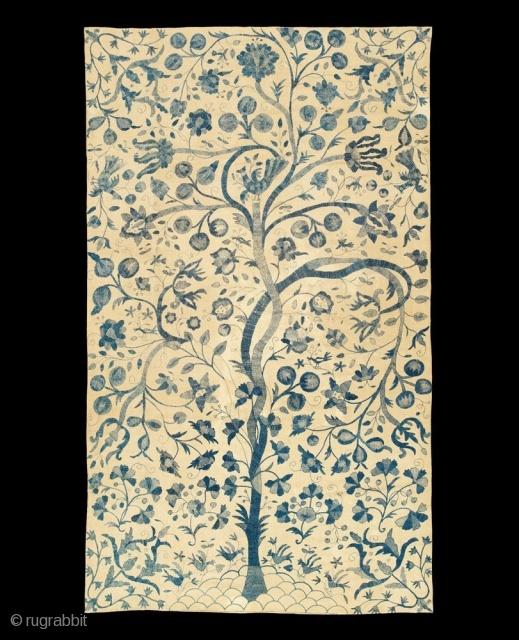 18th century portugese embroidery - castelo branco