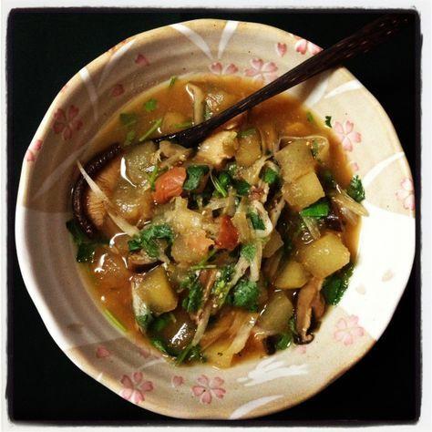 tougan insta soup arial