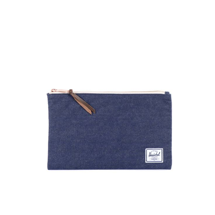 Pochette Herschel Network Medium Select Denim