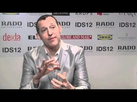 Karim Rashid talks about good design